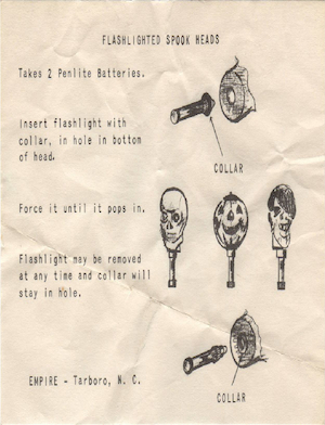 Empire Flashlighted Spook Heads Instruction Manual.pdf preview