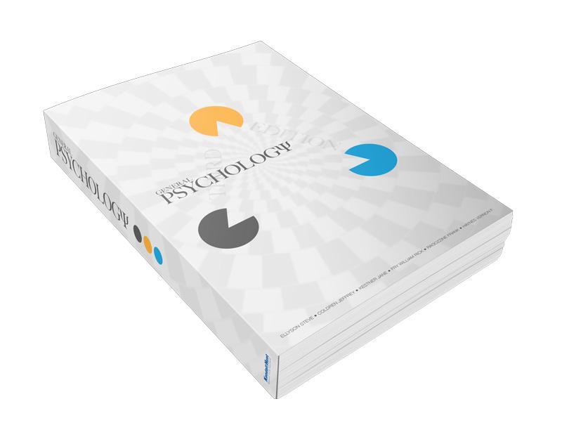 General Psychology Book Design