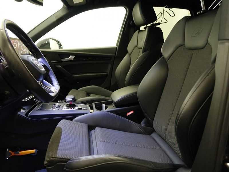 Audi Q5 2.0 TFSI 252pk Quattro [S-Line] Autom- Virtual Cockpit, Leer, B&O, Camera, Xenon Led, Nw model! afbeelding 23
