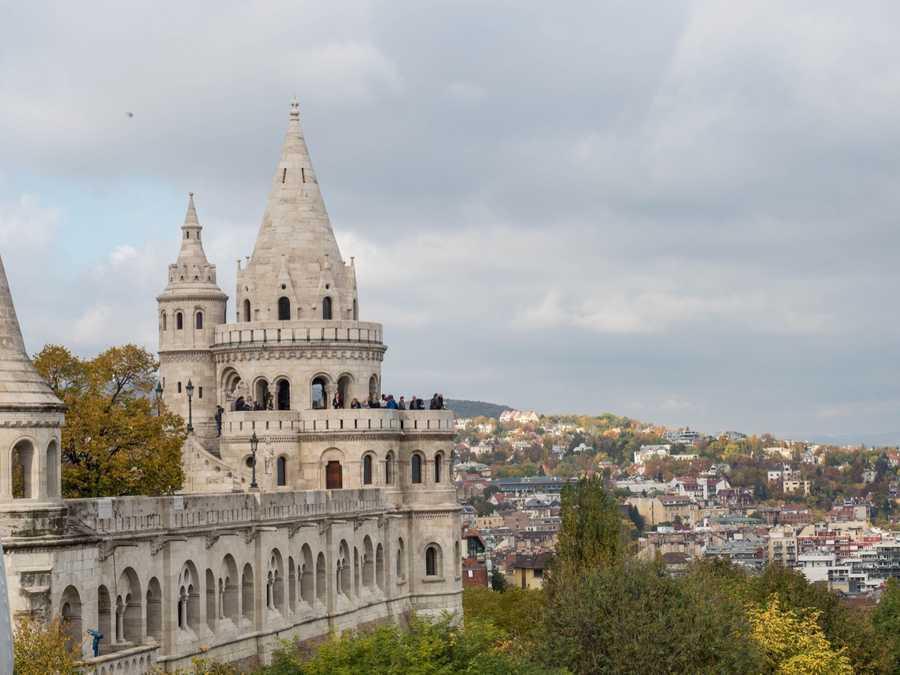 five destinations cheap budget travel hungary budapest castle