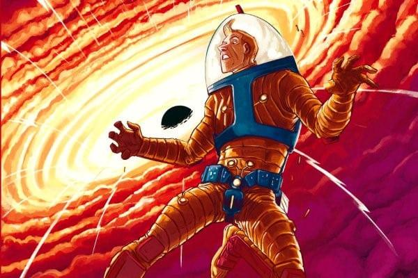 Astronauta Singularidad