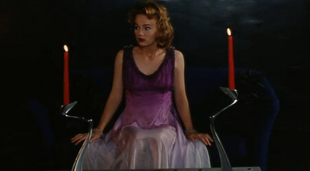 "A shot from the Super Mario Bros. movie, showing Daisy's outfit, hair and make up after she was ""dolled up"""