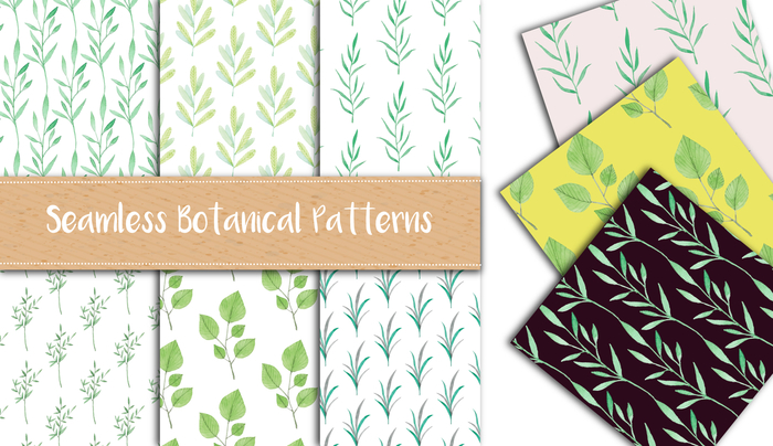 botanical pattern item thumbnail