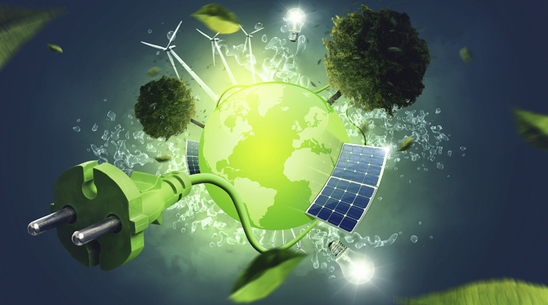 Imagem em destaque para o artigo: Tecnologia e Meio Ambiente: como a ciência pode ajudar na luta contra a poluição