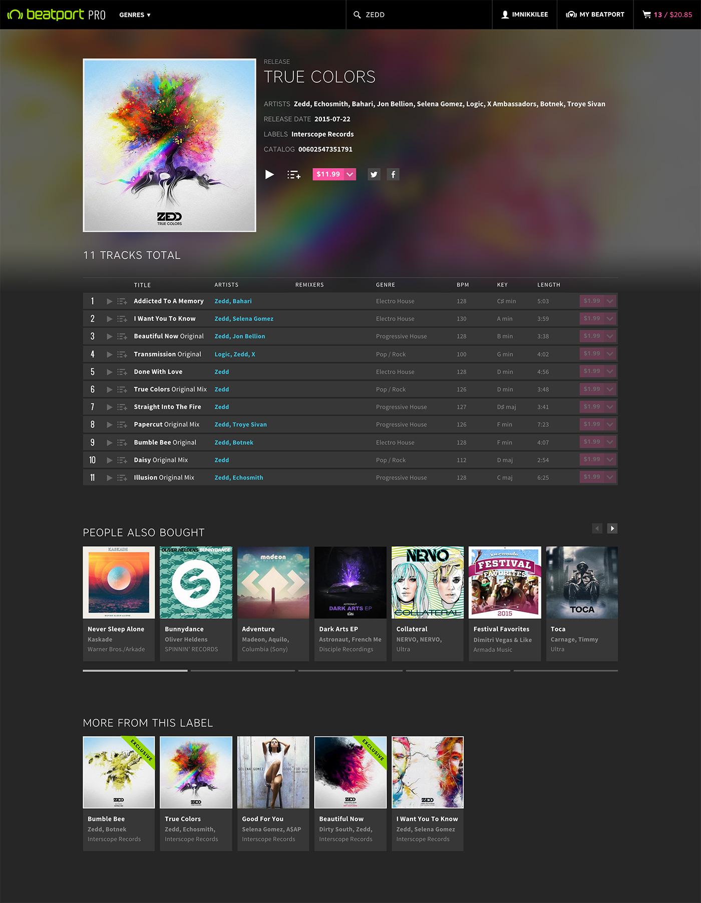 desktop release page