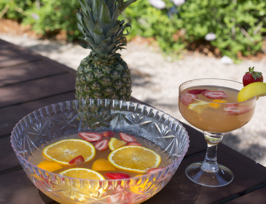 Jamaican Sunset Punch