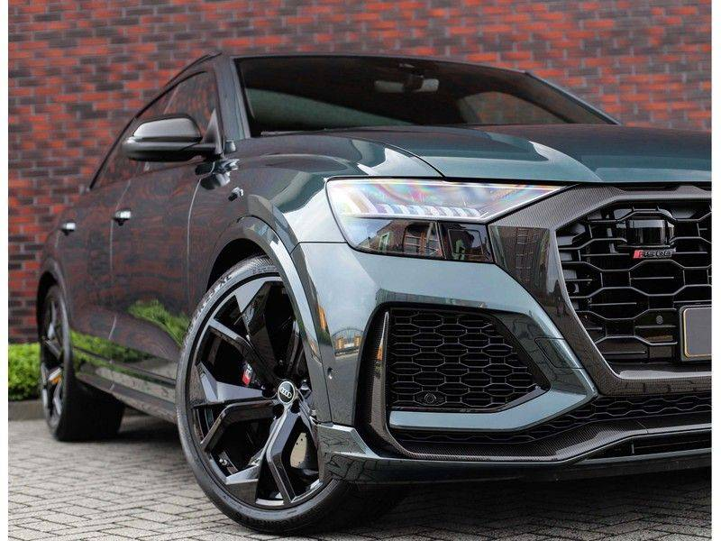 Audi RSQ8 4.0 TFSI Quattro *Exclusive*Carbon*Pano*Head-Up*luchtvering* afbeelding 2