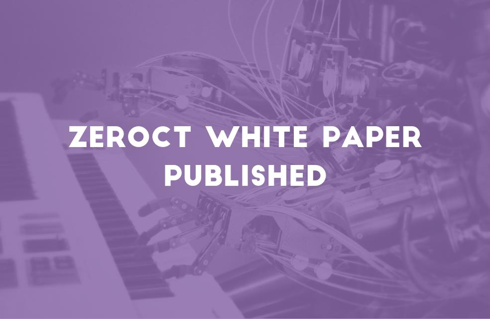 ZeroCT White Paper Published