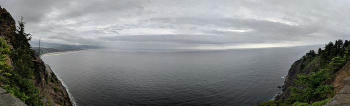Picture of Oregon Coastline