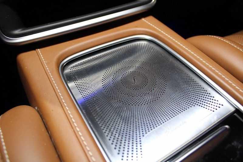 Mercedes-Benz S-Klasse Coupé 63 AMG 4Matic Zeer compleet/Carbon afbeelding 22