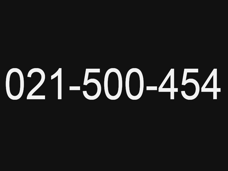 Hotline 500-asa