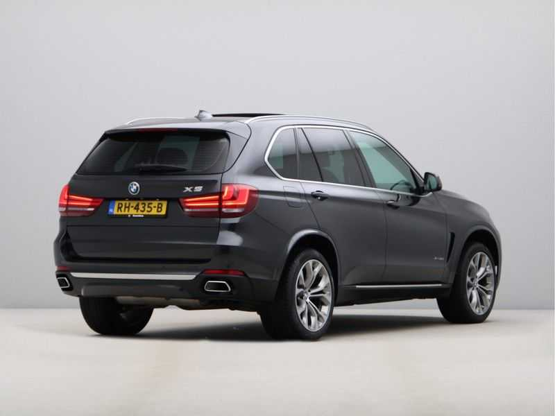 BMW X5 xDrive30d High Exe 85 Dkm afbeelding 3