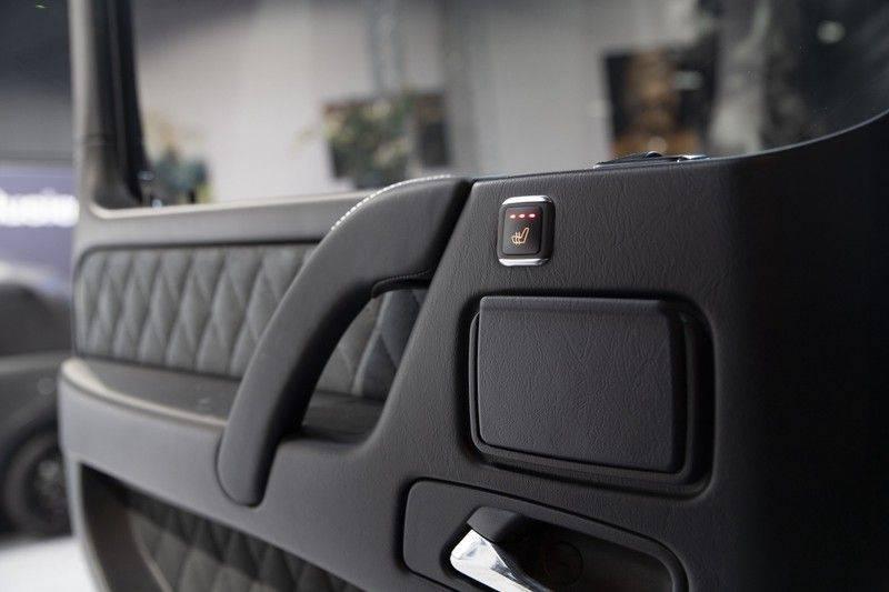 Mercedes-Benz G-Klasse 500 4x4² Designo, Carbon, Harman/Kardon afbeelding 20