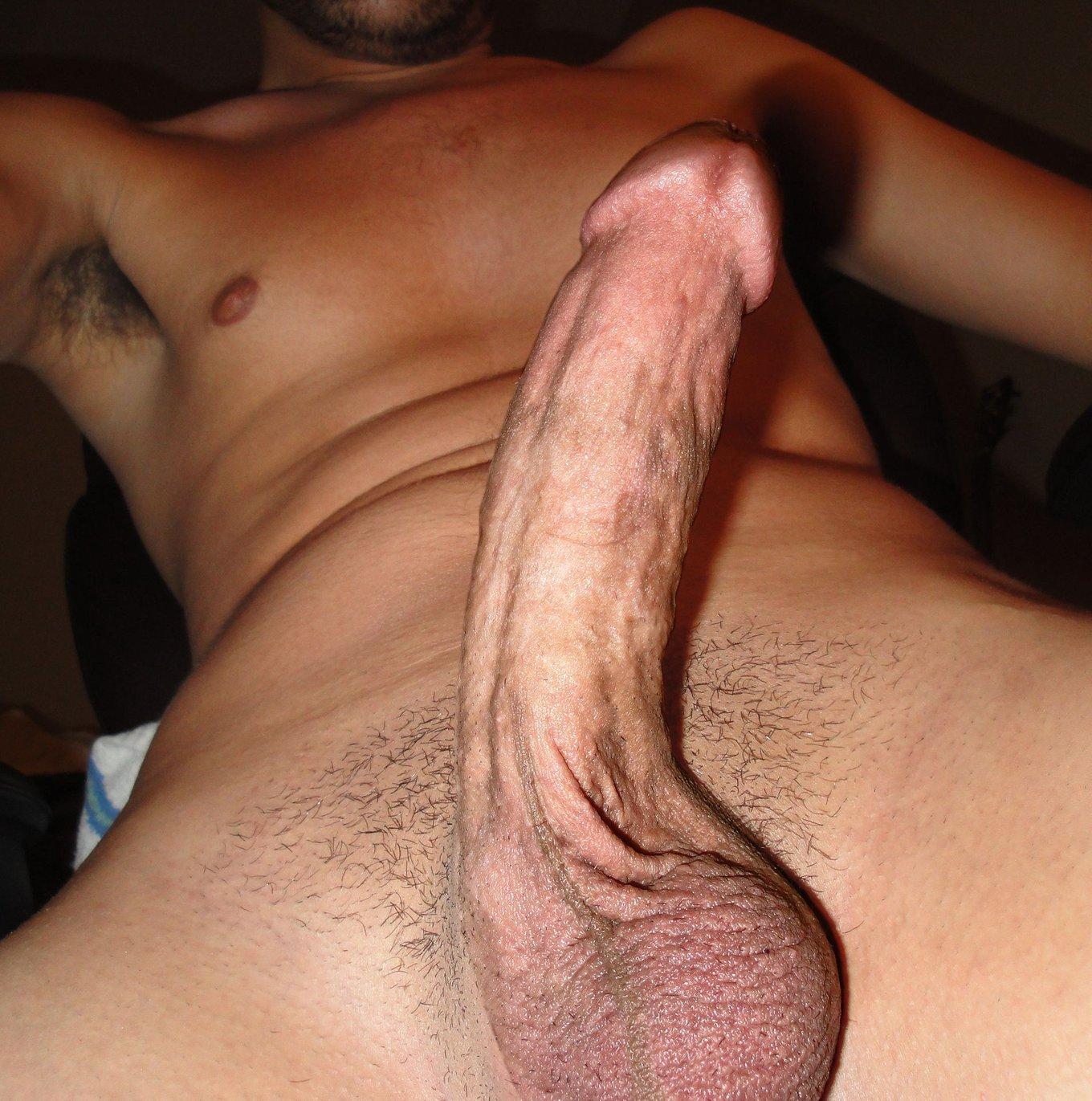 Big Dick Pic Selfie