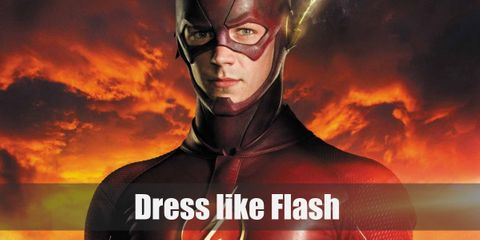 The Flash's costume has been altered time and time again. For this article, let's talk about Barry Allen's very first outfit.
