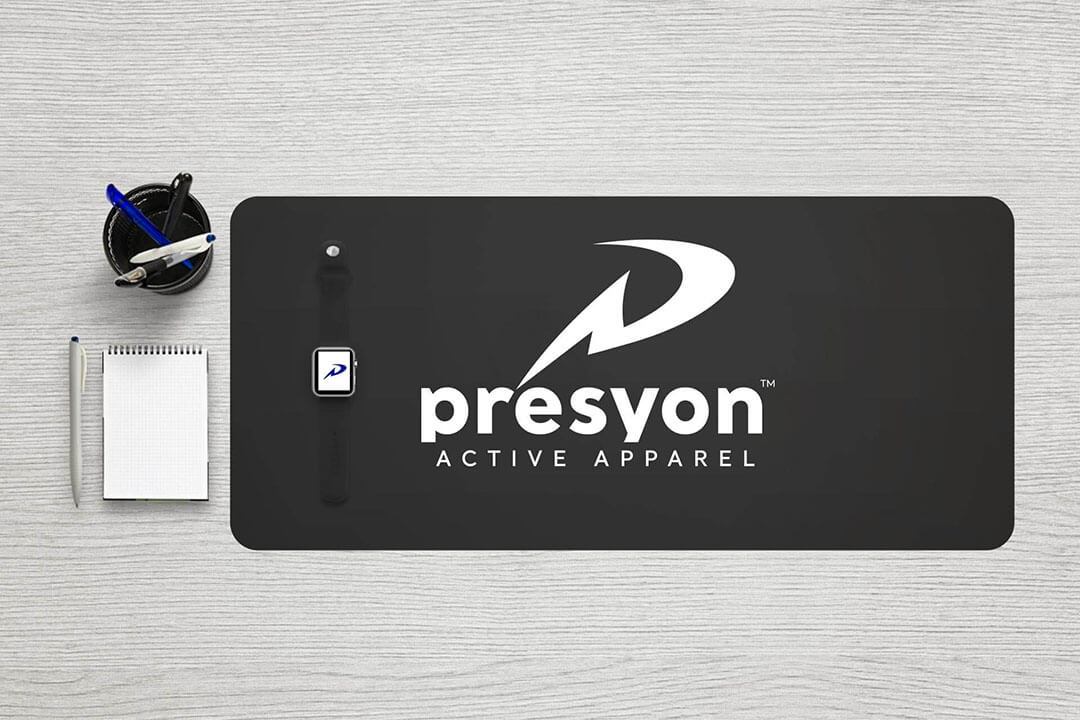 Project Presyon, Logo, Graphic Design