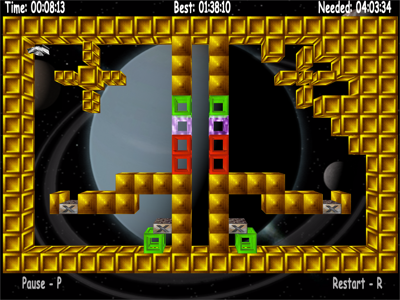 An example Logical Stones level