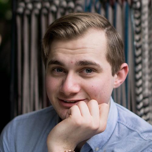 Headshot of Jacob Willemsma