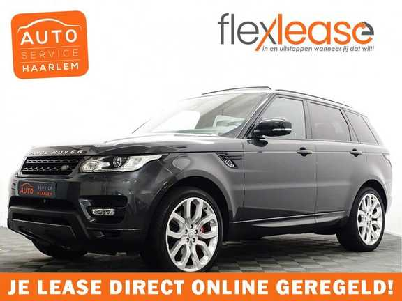 Land Rover Range Rover Sport 3.0 SDV6 HSE Dynamic 293pk Aut, Panoramadak, Leer, Full