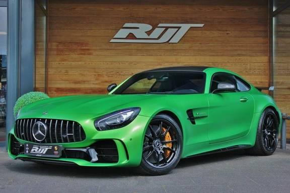 Mercedes-Benz AMG GT R 4.0 V8 585pk **Keramisch/Carbon/Perf.Stoelen/DAB/Burmester**