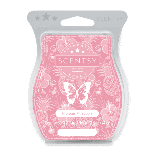 Picture of Hibiscus Pineapple Scentsy Bar