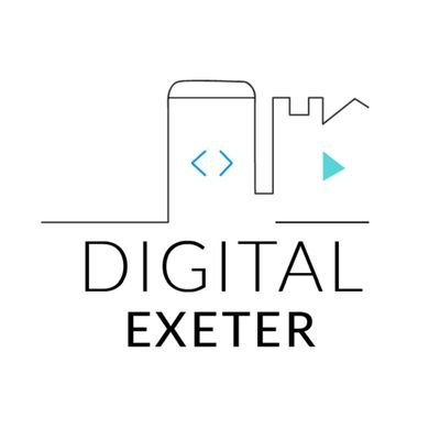 digital exeter logo