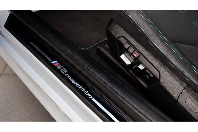 BMW M2 DCT Competition M Drivers Package, Schuifdak, Harman/Kardon afbeelding 13