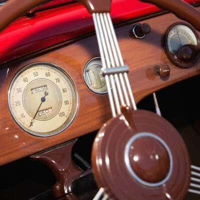 Ford V8 DeLuxe 2 Door Roadster 1936 11