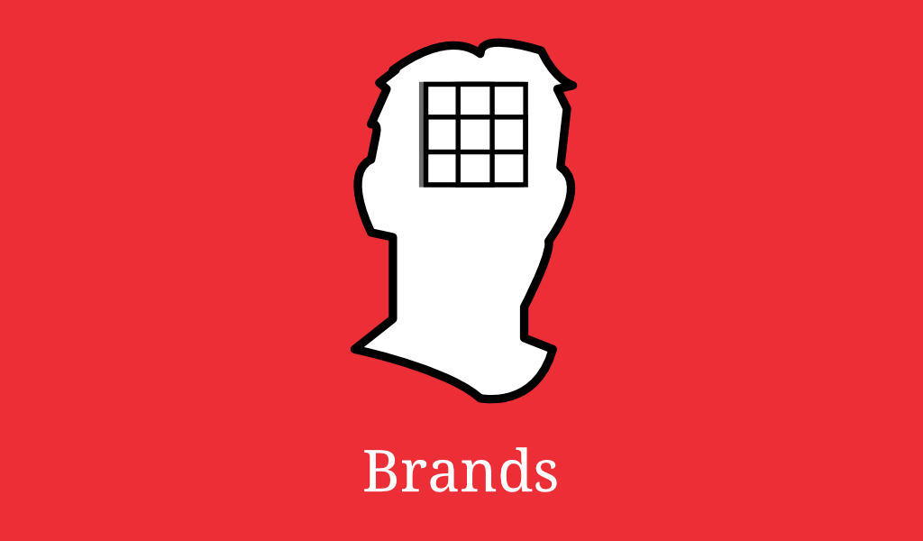 how brands occupy brain space