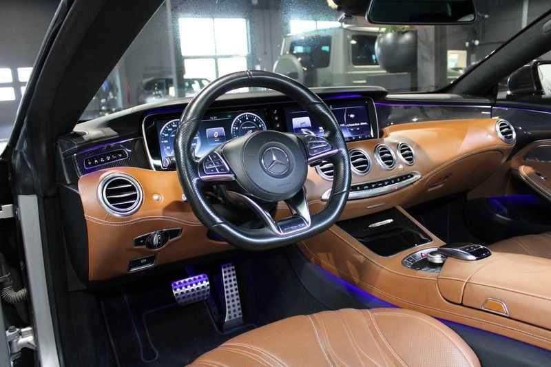 Mercedes-Benz S-Klasse Coupé 63 AMG 4Matic Zeer compleet/Carbon afbeelding 6