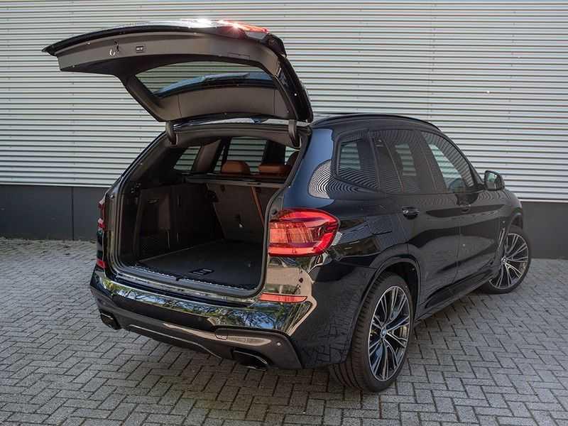 BMW X3 M40i xDrive - Individual Leder - Panorama - ACC - Harman Kardon - Memoryzetels afbeelding 20