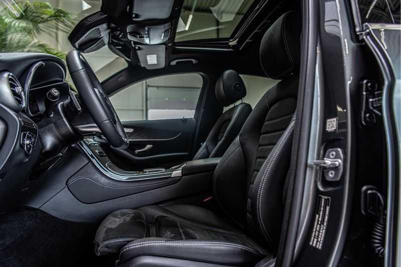 Mercedes-Benz GLC Coupé 300 4MATIC   360° camera   Panorama   Widescreen   Keyless afbeelding 18