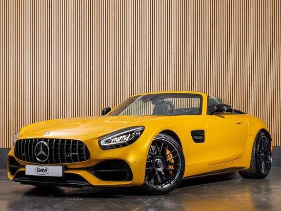 Mercedes-Benz AMG GT Roadster 4.0 C
