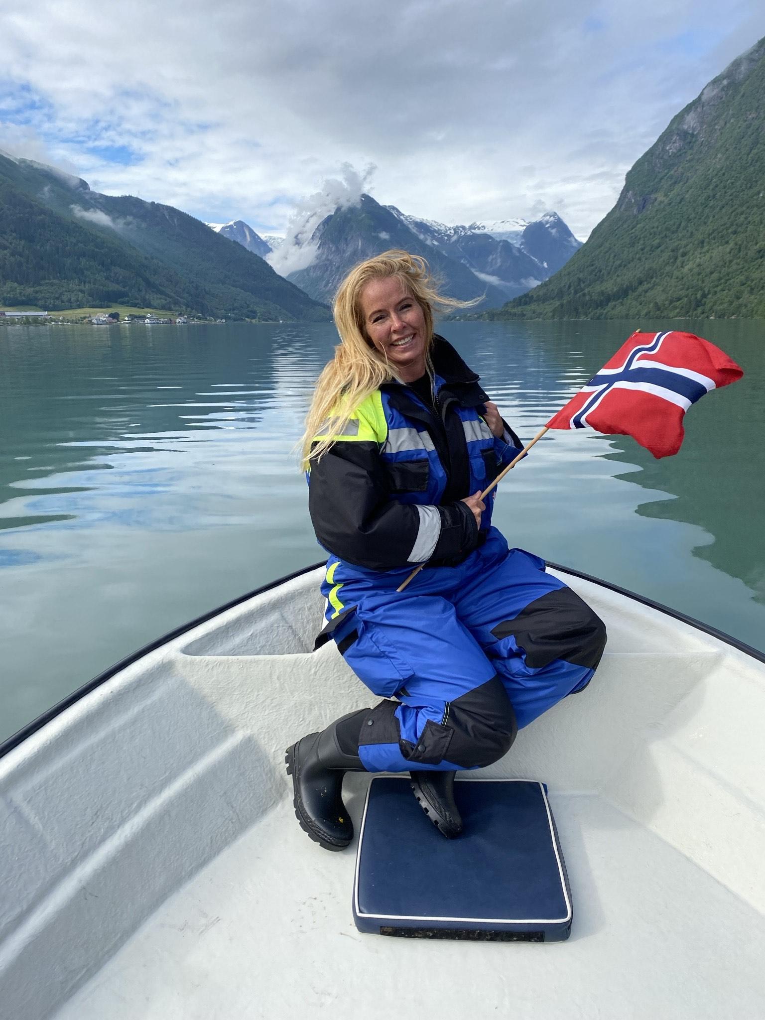 Balestrand Fjord Fisking & Dorging? - Her Er Den Genuine Fjord Opplevelsen !