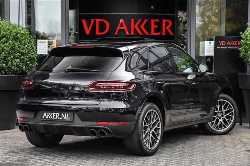 Porsche Macan 2.0 PANO.DAK+BOSE+PASM+20INCH+BIXENON afbeelding 12