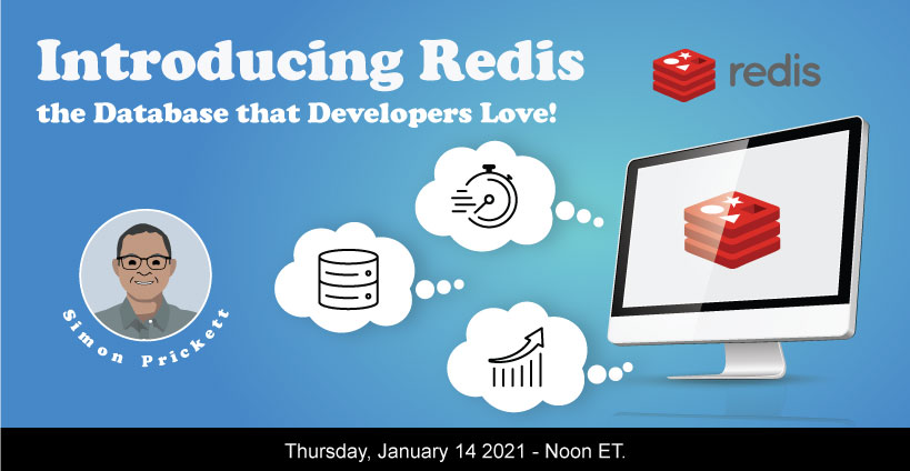 Banner for Introducing Redis, the Database that Developers Love!