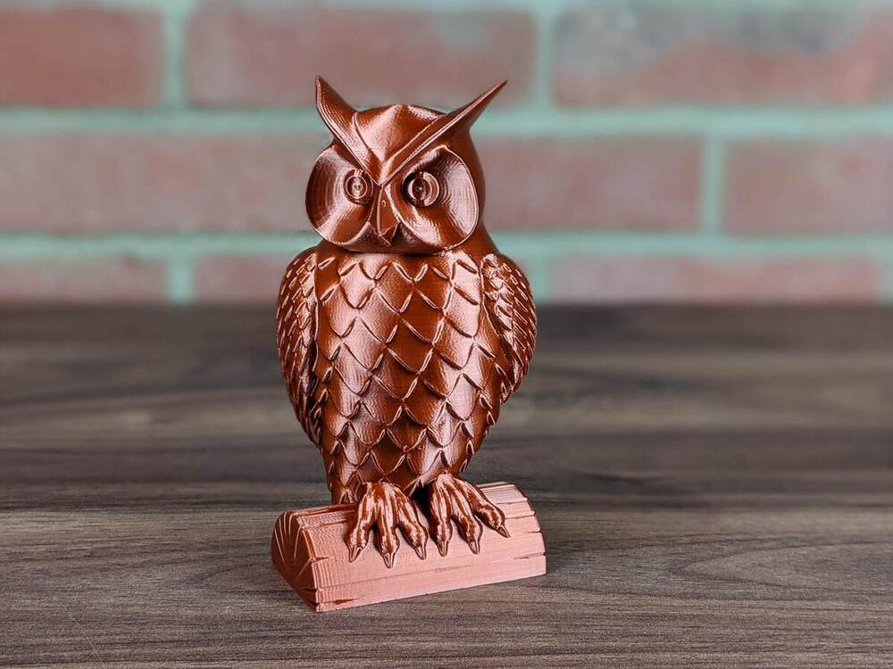 Owl Statue - Ender 3