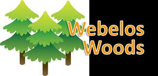 2019 Webelos Woods logo