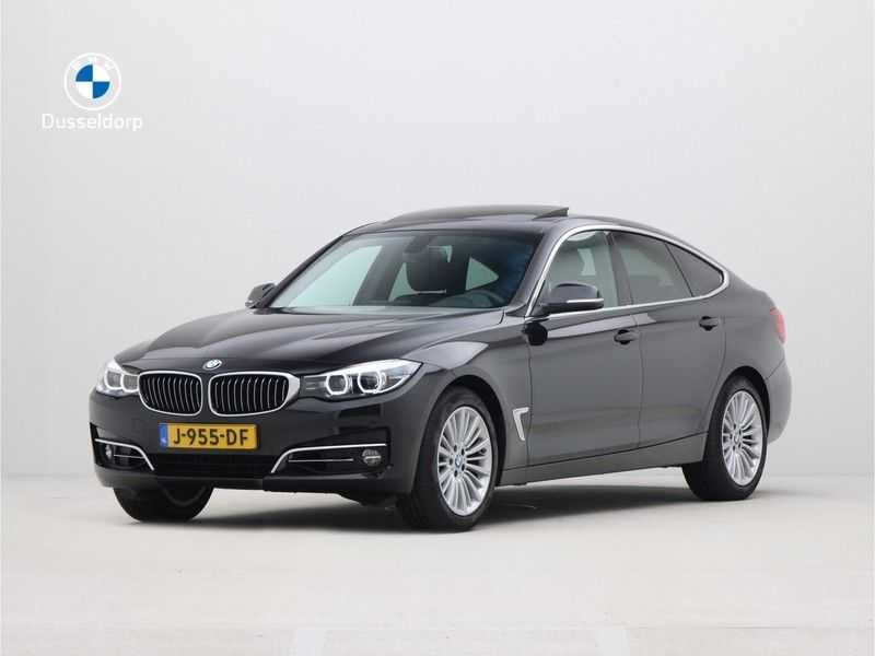 BMW 3 Serie Gran Turismo 320i High Executive Luxury Line Automaat