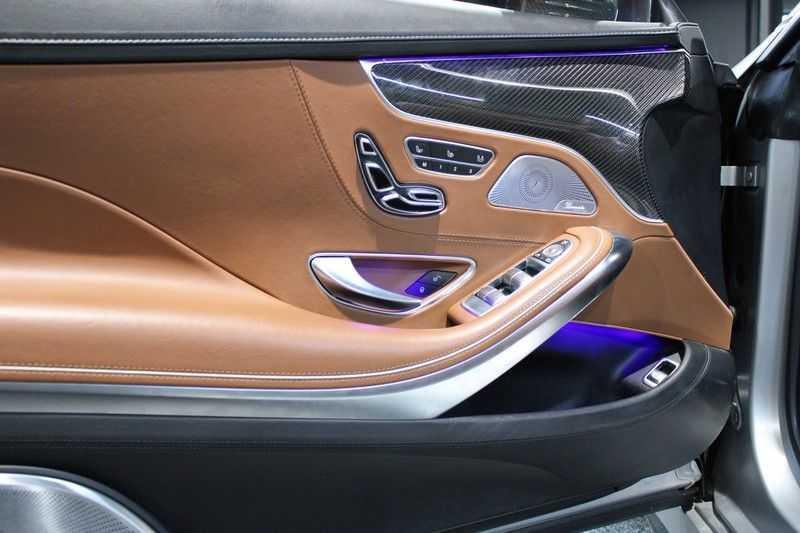 Mercedes-Benz S-Klasse Coupé 63 AMG 4Matic Zeer compleet/Carbon afbeelding 16