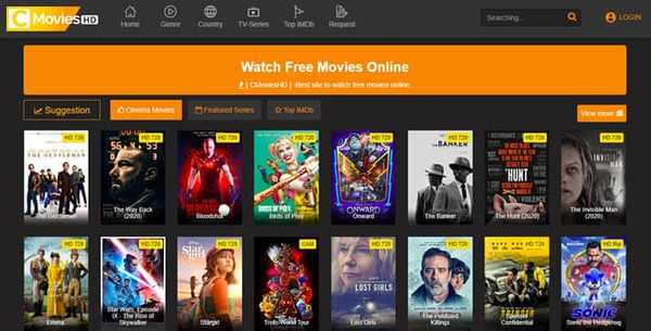 CMovies HD Putlocker XMovies8 Alternatives