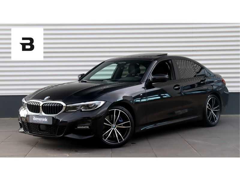BMW 3 Serie 330i High Executive M-Sport Leder, Schuifdak, Harman/Kardon afbeelding 1