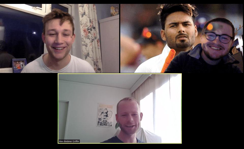 india vs australia review with abg