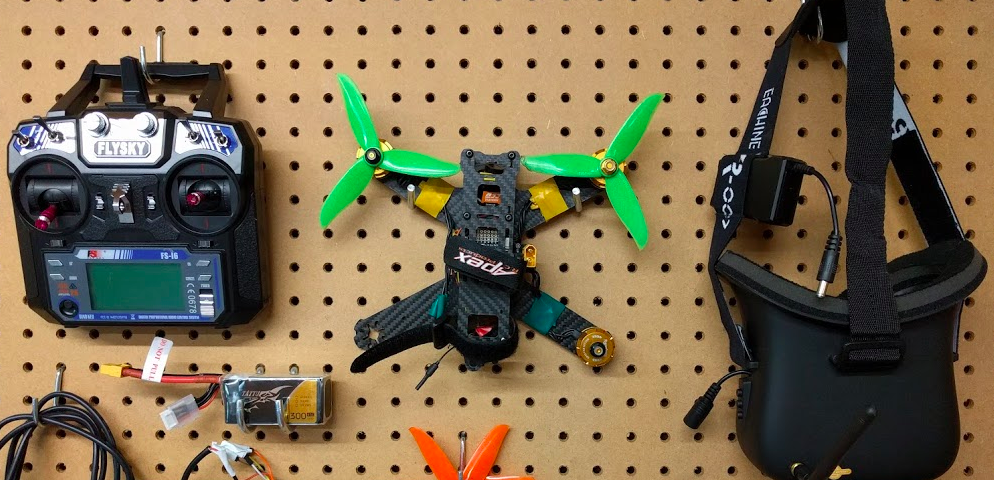 Quadcopter and Accessories