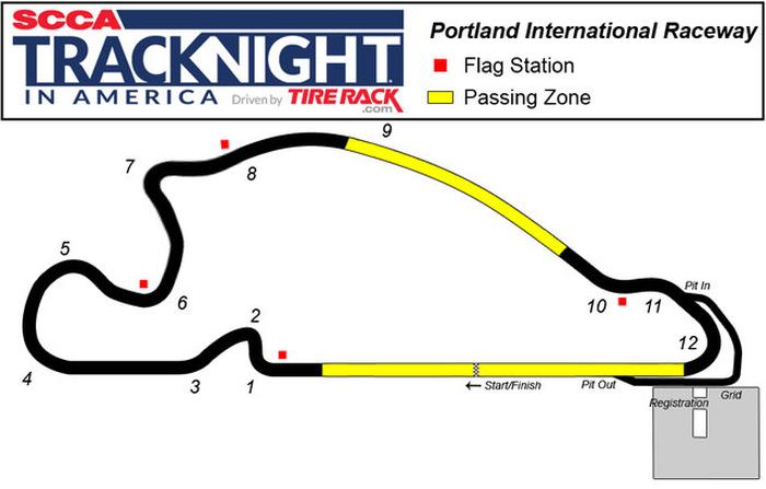 Portland International Raceway 8-10-18