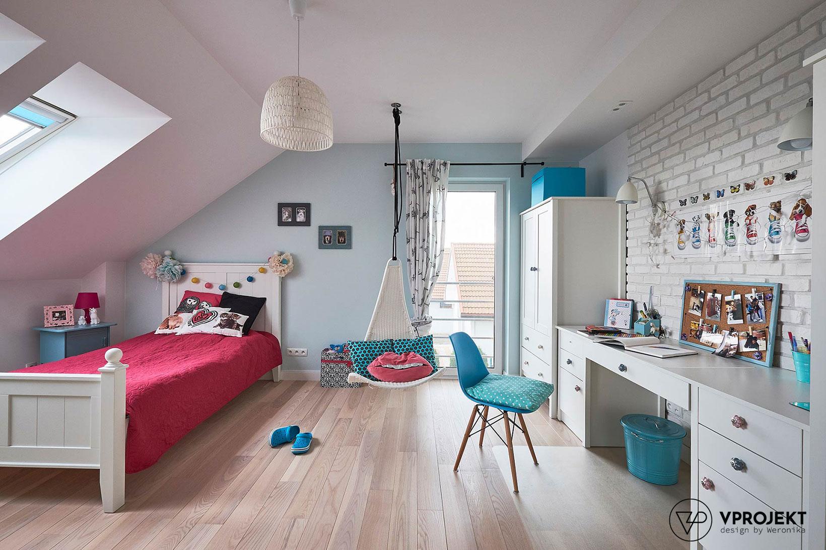 Pokój dziecięcy, dom w Iławie