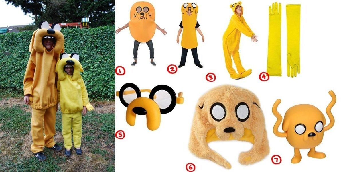 cca2ca894e0b Jake Dog Costume   Sc 1 St Costumet