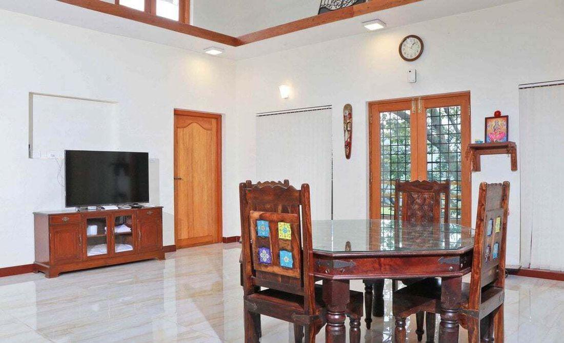 Jade Greens House Kattabettu Dining room