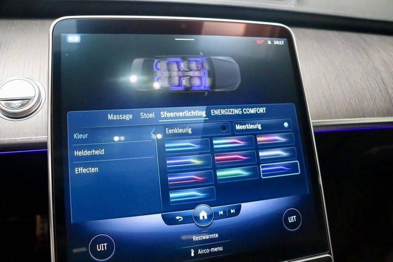 Mercedes-Benz S-Klasse 350d 4Matic Lang AMG Line  VOL Meedraaien as  afbeelding 23