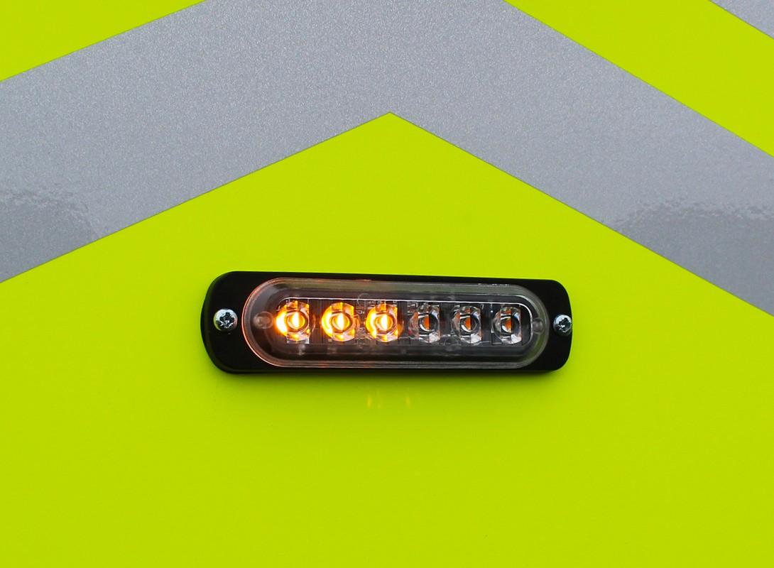 CCTV Tower LED Battery Warning Light